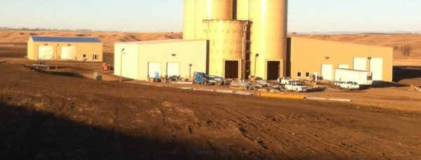 Sand Transfer Facility – Minot, North Dakota